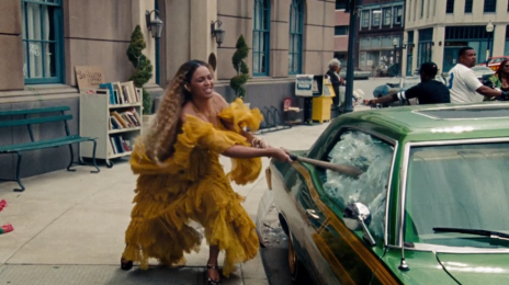 Beyonce's 'Hold Up' Holds Sweet Spot On UK Radio Airplay Chart