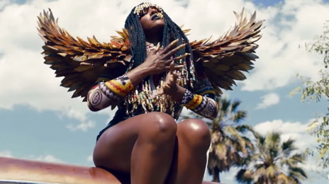 New Video: Dawn Richard - 'Wake Up'