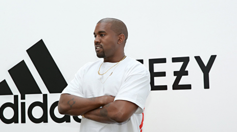 Kanye West Enters Long-Term Partnership With Adidas