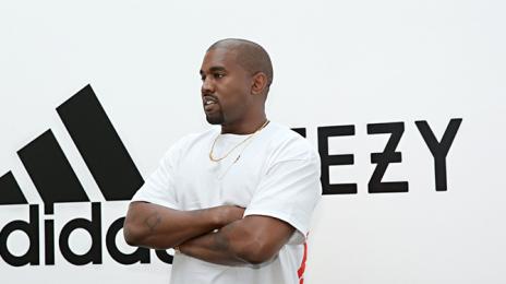 Kanye West Enters Long-Term Partnership With Adidas