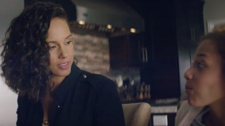 Watch: Alicia Keys Releases 'Let Me In' Short Film