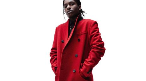 A$AP Rocky Becomes The New Face of Dior