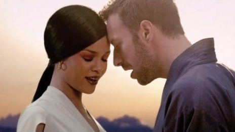 Chris Martin Praises Rihanna:  'She Is the Frank Sinatra of Our Generation'