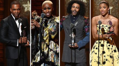 Tony Award Winners: History Made As All Four Musical Acting Honors Go To People Of Color