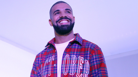 Drake Hegemonizes The 'Much Music Video Awards'