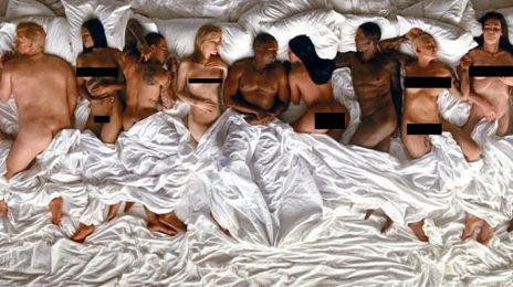 New Video: Kanye West - 'Famous'