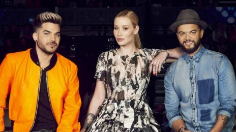 Iggy Azalea & Adam Lambert Begin Work On 'X Factor Australia'