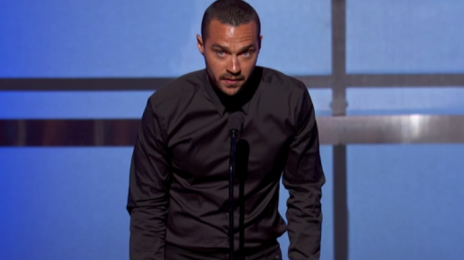 Watch:  Jesse Williams' Stirring #BlackLivesMatter Speech at 2016 #BETAwards