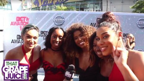 Exclusive: Kelly Rowland's Group June's Diary Dish On Debut Album / Sing 'Hotline Bling'