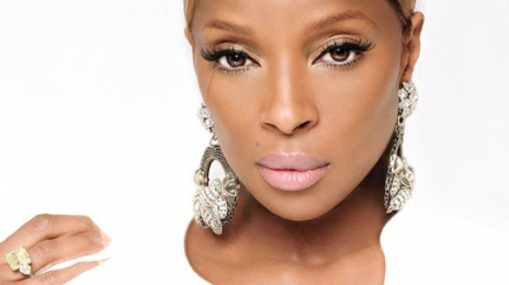 Mary J. Blige Teams Up With Kanye West For New LP