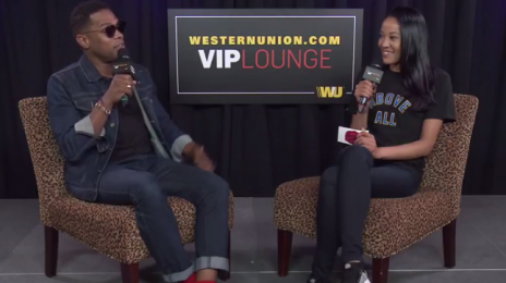 Maxwell Compares Beyonce To Michael Jackson:  'Her Work Ethic Is Unmatched'