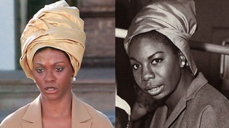 Tearful Zoe Saldana Regrets Nina Simone Biopic: 'I Should've Never Played Her' #ICYMI