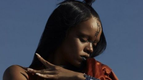 New Video: Rihanna - 'Sledgehammer'