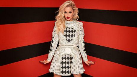Rita Ora Announces New Record Deal With Atlantic