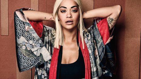Rita Ora Signs New Record Deal
