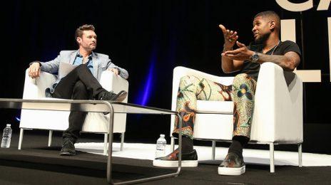 Usher Sheds Light On New Album & Tour