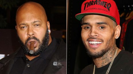 Report:  Chris Brown Sued By Suge Knight Over Club Shooting