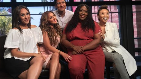 Did You Miss It?  The Ladies of 'The Real' Break Silence On Tamar's Exit