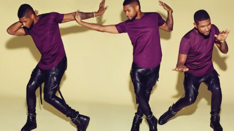 Usher Signs Management Agreement With Scooter Braun