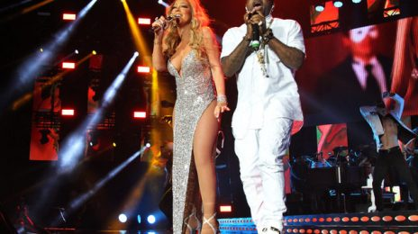 Watch:  Mariah Carey Commands 'Essence Fest' Stage With 'My All' & 'Touch My Body'