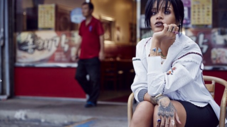 Rihanna To Star In 'Bates Motel'