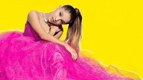 Ariana Grande Joins Jennifer Hudson As NBC 'Hairspray:  Live!' Headliner