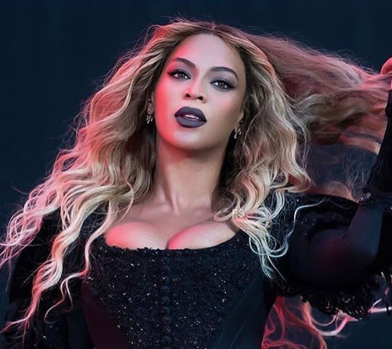 Beyonce ... to give fans of th...