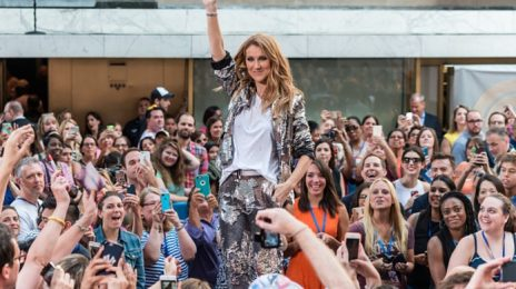 Watch: Celine Dion Soars With Hits On TODAY Show
