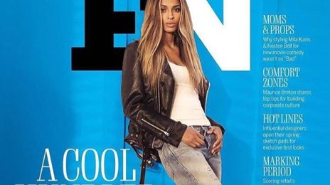 Ciara Covers Footwear Weekly