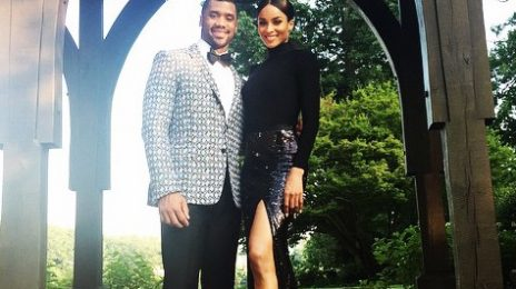 First Look: Ciara Marries Russell Wilson