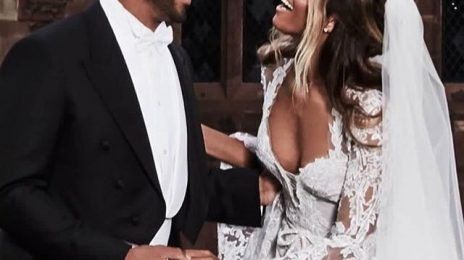 Ciara & Russell Wilson Share More Wedding Snaps