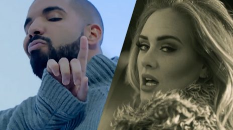 Chart Titans: Drake Breaks New Ground With 'One Dance' / Adele Earns Fresh Top 10