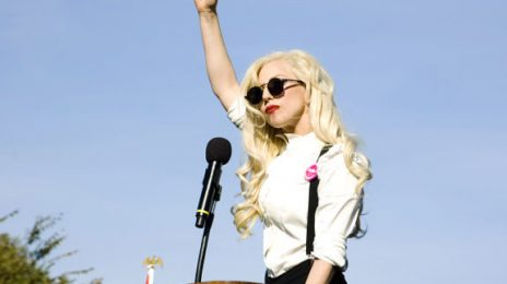 Lady Gaga Declares Support For #BlackLivesMatter