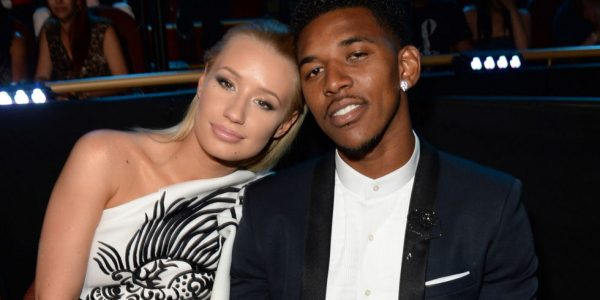 iggy azalea cheating nick young fiance