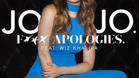 New Song:  Jojo ft. Wiz Khalifa - 'F*** Apologies'