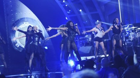 Watch: June's Diary & En Vogue Perform 'Free Your Mind' On 'Greatest Hits'