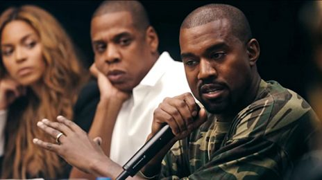 Kanye West Rants / Demands Apple Cut Jay Z A Check For TIDAL