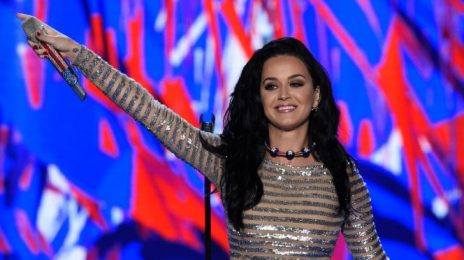 Did You Miss It?  Katy Perry Performs 'Roar' & 'Rise' At DNC