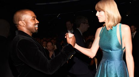 Watch:  Kanye West Proves Taylor Swift DID Know About 'Famous' Jab With Snapchat Video
