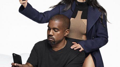 Kanye West & Kim Kardashian Name New Son Psalm West