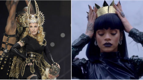 Chart Check [Hot 100]:  Rihanna Ties Madonna's Career-Long Record