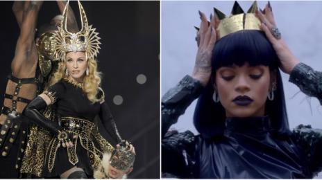 Chart Check [Hot 100]:  Rihanna Ties Madonna's Career-Long Record