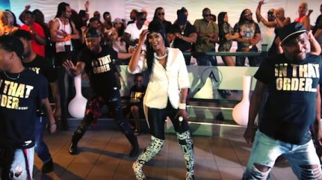 New Video: Love & Hip-Hop's Momma Dee - 'In That Order'