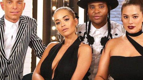 First Look: Rita Ora Leads All-New 'America's Next Top Model' Panel