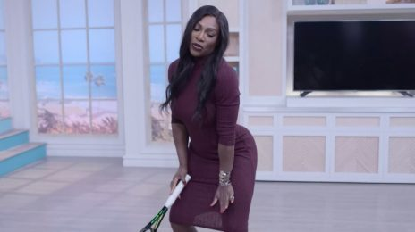 Watch: Serena Williams Answers Vogue's '73 Questions' / Twerks & Milly Rocks
