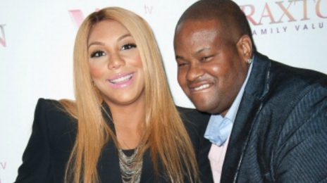 #ICYMI:  Tamar Braxton Shuts Down Divorce Rumors With Facebook Video