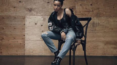 Tinashe Turns On Her Edgy 'Agolde'