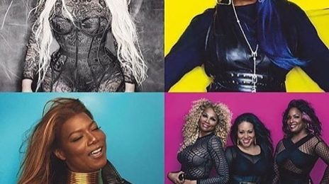 Performances: VH1 Hip-Hop Honors 2016 [Lil Kim, Missy Elliott, Queen Latifah, & Salt N Pepa]