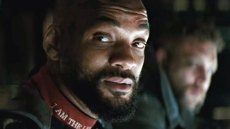 Watch: Will Smith Releases New 'Suicide Squad' Teaser