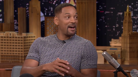 Watch: Will Smith Takes 'Suicide Squad' To 'Tonight'